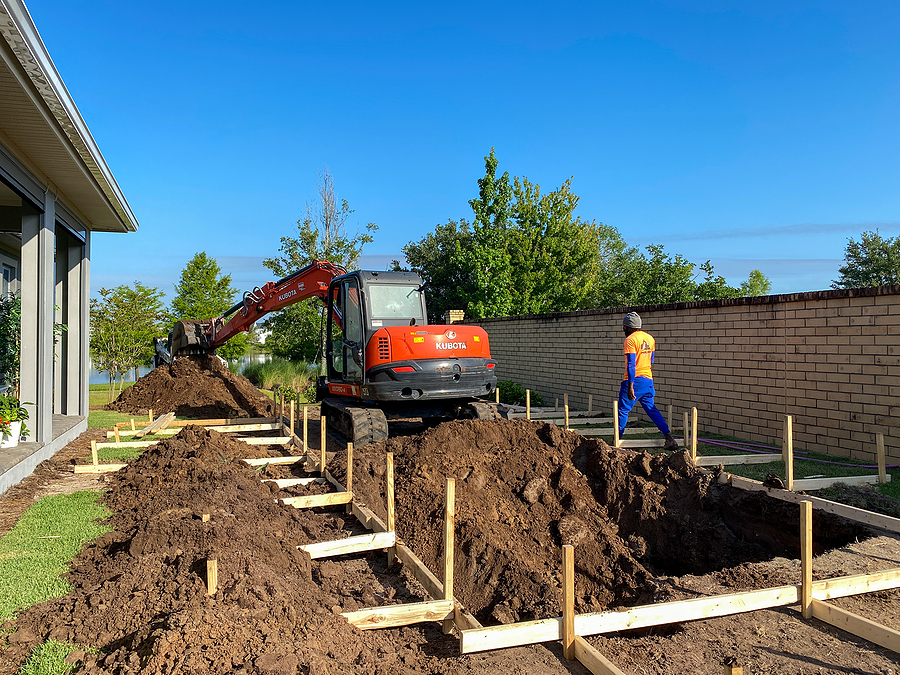 Builders of concrete pools in Gold Coast